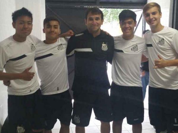 Santos Pro Camp 3
